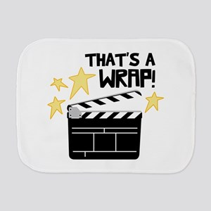 Thats a Wrap Burp Cloth